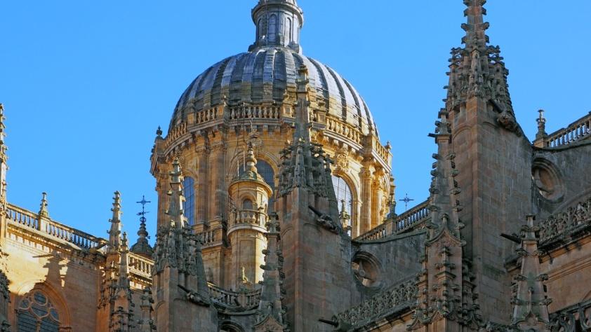 Hiszpańskie atrakcje: Salamanka